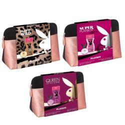 Playboy zestaw EDT 40ml+ żel 250ml +kosmetyczka(6)