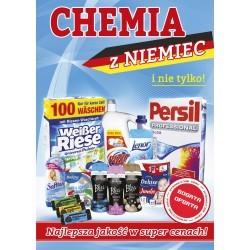 Plakat reklamowy A3 Chemia...