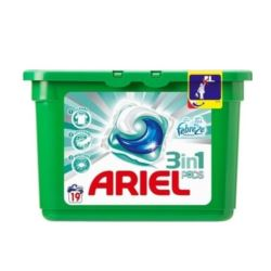 Ariel kapsułki 3w1 19szt/ 568g (6)[ES,PT]