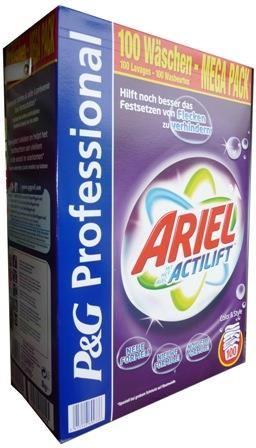 Niemiecki Ariel 8kg 100 prań HIT!!!