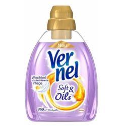 Vernel Soft& Oil do płukania 750ml (12) [D]