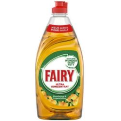 Fairy płyn do naczyń 520ml (16)[D]