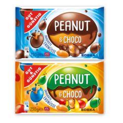 G&G Peanut&Choco drażetki orzechowe 250g (24) [D]