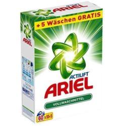 Ariel Actilift proszek 60-120p/ 3,9kg [D]