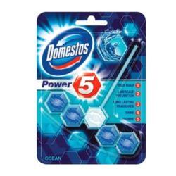 Domestos Power 5 zawieszka WC 55g (9)[MULTI]