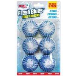 Mighty Burst krążki barwiące wodę 6szt (12)[D,GB]