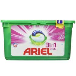 Ariel kapsułki 3w1 38szt / 1026g (3)[D,ES,GB]