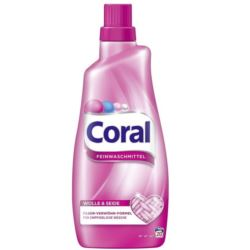 Coral żel do prania 20p/ 1,5L (6) [D]