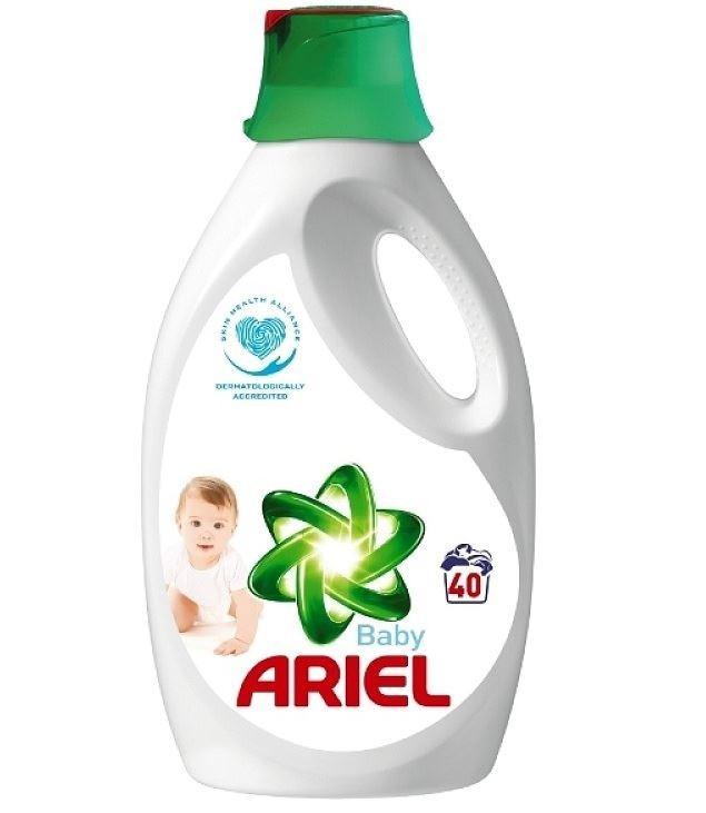Ariel Baby żel 50-100p 3,250l (disp)[ES,PT]