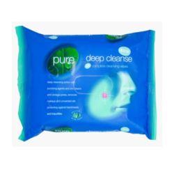 Pure chusteczki nawilżane 25szt nieb Deep (6)[GB]