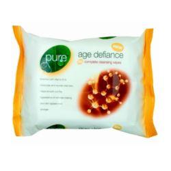 Pure chusteczki nawilżane 25szt brąz Age (6)[GB]