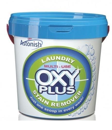 Astonish Oxy-Plus uniwersalny odplamiacz 350g(12)