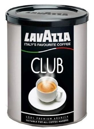 Lavazza Club mielona puszka 250g (12) [IT]