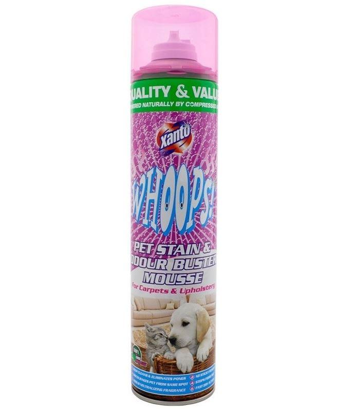 Xanto odplamiająca i likwidująca zapachy 440ml(12)