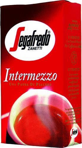 Kawa mielona Segafredo Intermezzo 250g