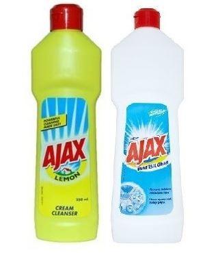 Mleczko do czyszczenia Ajax 250ml