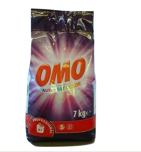 Omo proszek 87p/ 7kg folia Kolor [MULTI]