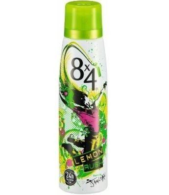 8x4 Dezodorant 150ml (30)