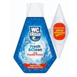 Fresh&Clean Żel+ zawi. WC 200ml/ 800 spłukań (9)