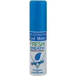 Fresh odświeżający spay do ust 18ml (25)