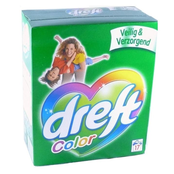 Dreft Color proszek 17-34p/ 1,326kg (4)