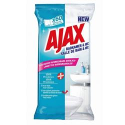 Ajax Wipes chusteczki 60szt (10)