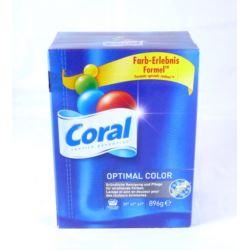 Coral proszek do prania 18-36p/ 892g