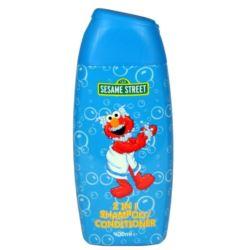 Ulica Sezamkowa szampon z odż 400ml Niebieski(24)