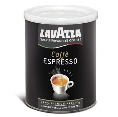 Lavazza Espresso mielona puszka 250g (12)