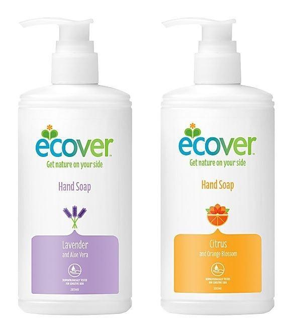 Ecover mydło do rąk w płynie 250ml (6)