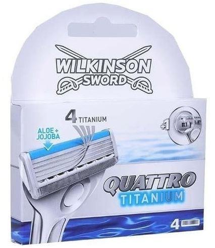 Wilkinson Quattro Titanium 4szt (10)