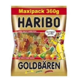 HARIBO Goldbaeren 360g (24)[D]