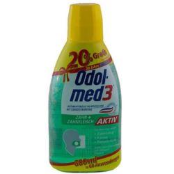 Odol-med3  płyn do płukania jamy ustnej 600ml (6)