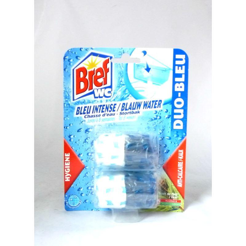 Bref WC duo-bleu krążki barwiące wodę 100g (12)