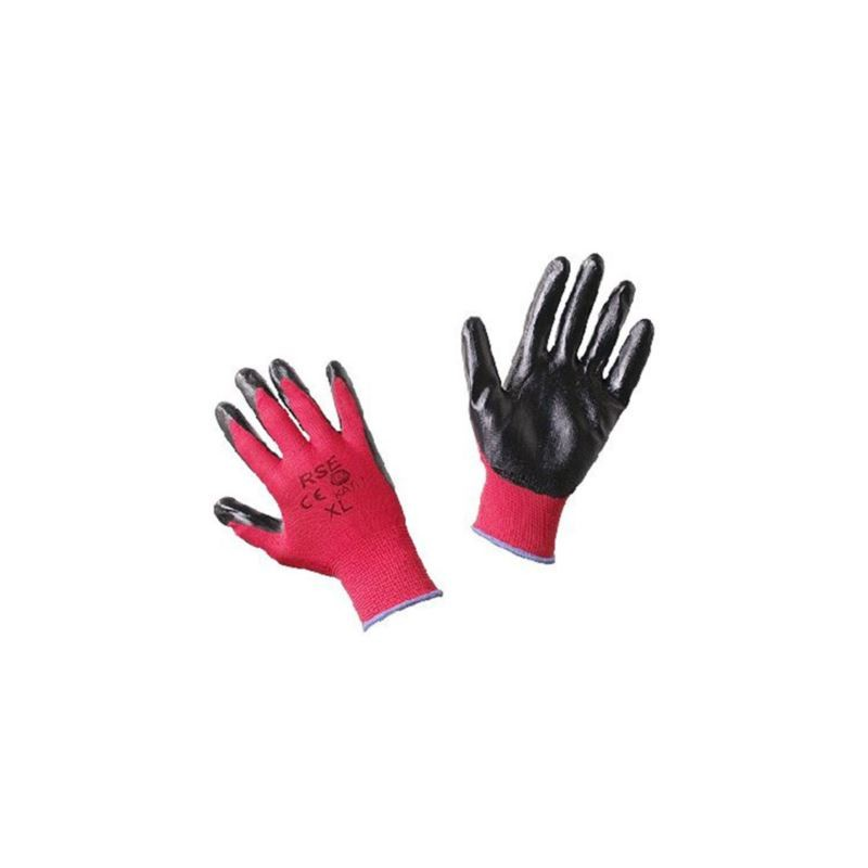 Rękawiczki czarne KD612 (12)