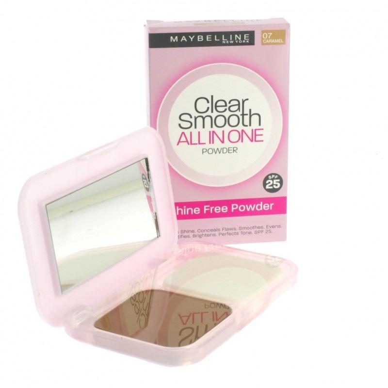 Maybelline Clear smooth puder w kamieniu (6) [GB]