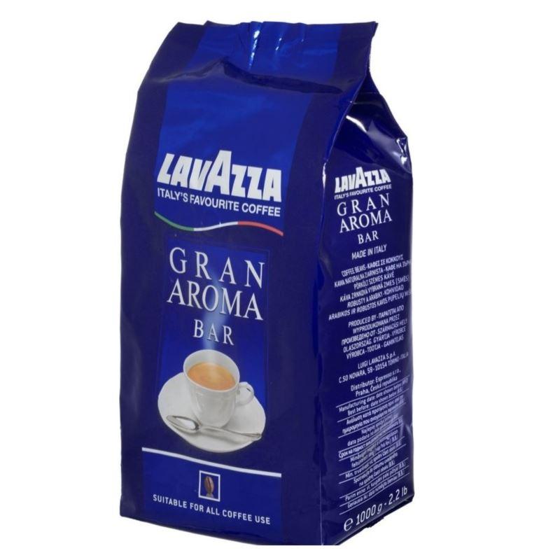 Lavazza Espresso GRAN AROMA BAR ziarno 1kg (6)