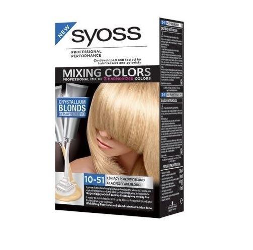 SYOSS Mixing Colors farba do włosów (3) [D]
