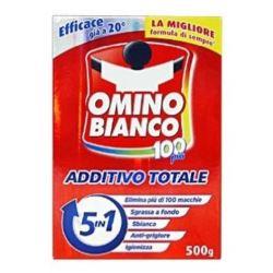 Omino Bianco hypoalergiczny odplamiacz 500g (9)
