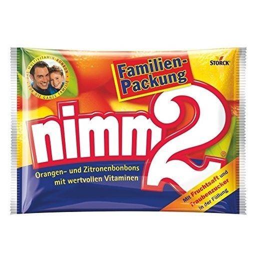 Nimm2 cukierki Bonbons 429g (5) [D]
