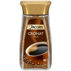 Jacobs Cronat Mild kawa rozpuszczalna 200g (6)