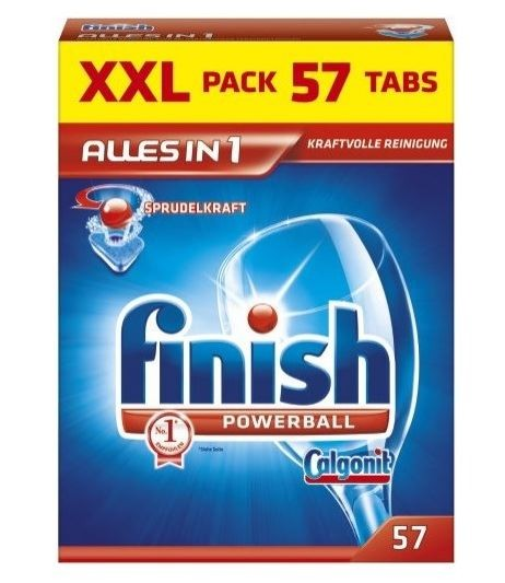 Finish tabletki do zmyw. All-In1 57szt (6) [GB]
