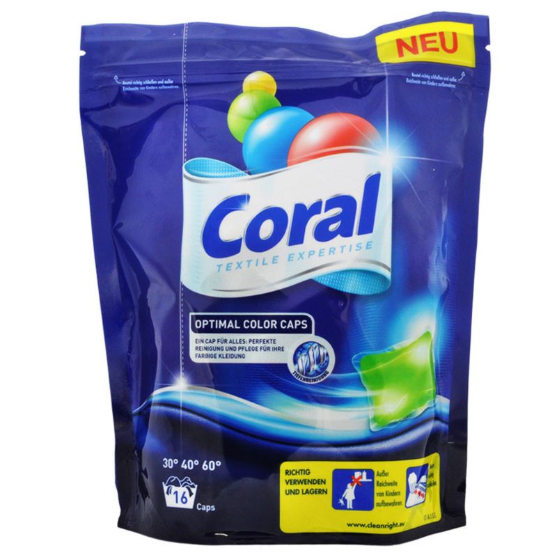 Coral kapsułki 16wl/ 473ml Color (3) [D]