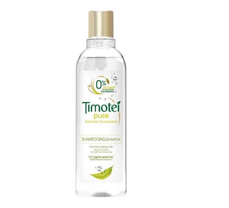 Timotei szampon 250ml (12) [GB,PL,SK,CZ]