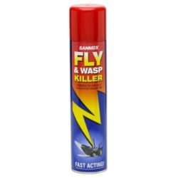 Sanmex na muchy osy komary muszki 300ml (12)[GB]