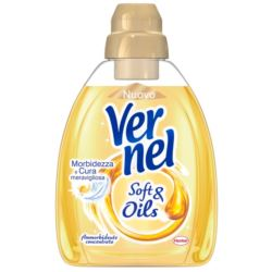 Vernel Soft& Oil do płukania 750ml (12) [D]