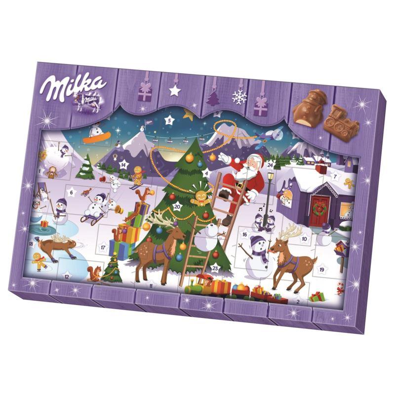 Milka kalendarz adwentowy bombonierka 262g (6)[D]