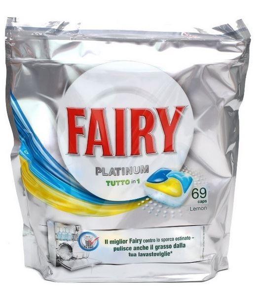 Fairy/ Dreft Platinum do zmywarki 69szt (3)[IT]