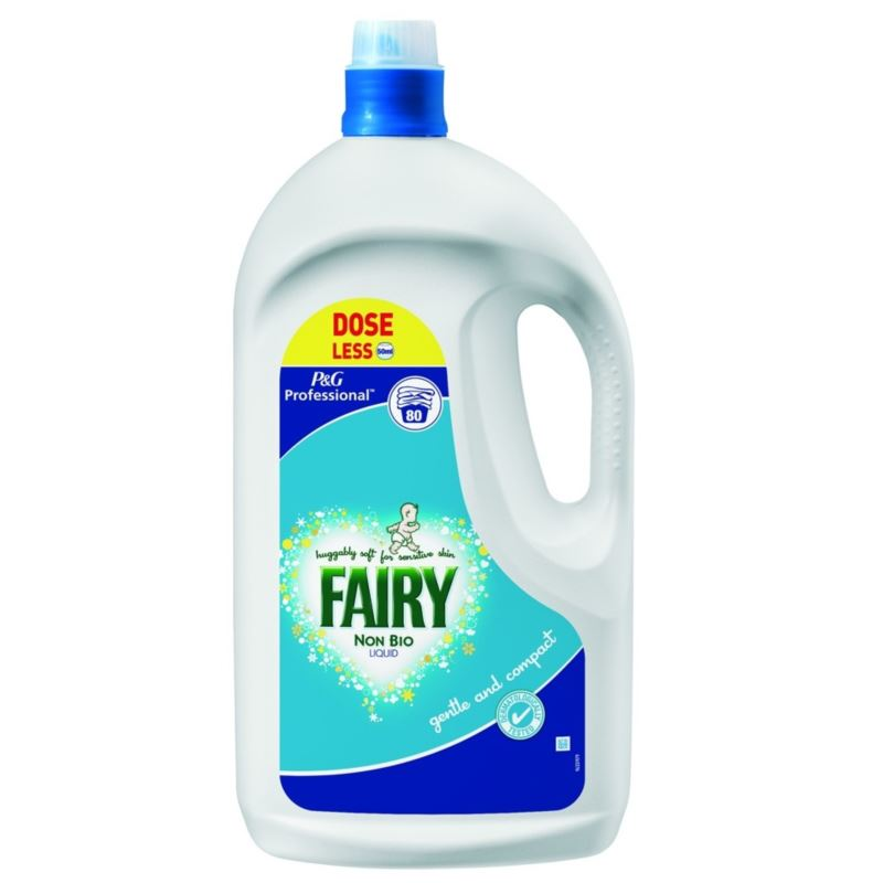 Fairy NON-BIO żel do prania 80p/ 4l (3) [GB, IRL]