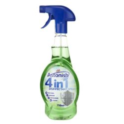 Astonish Germ Killer 4w1 spray 750ml (12)[GB]